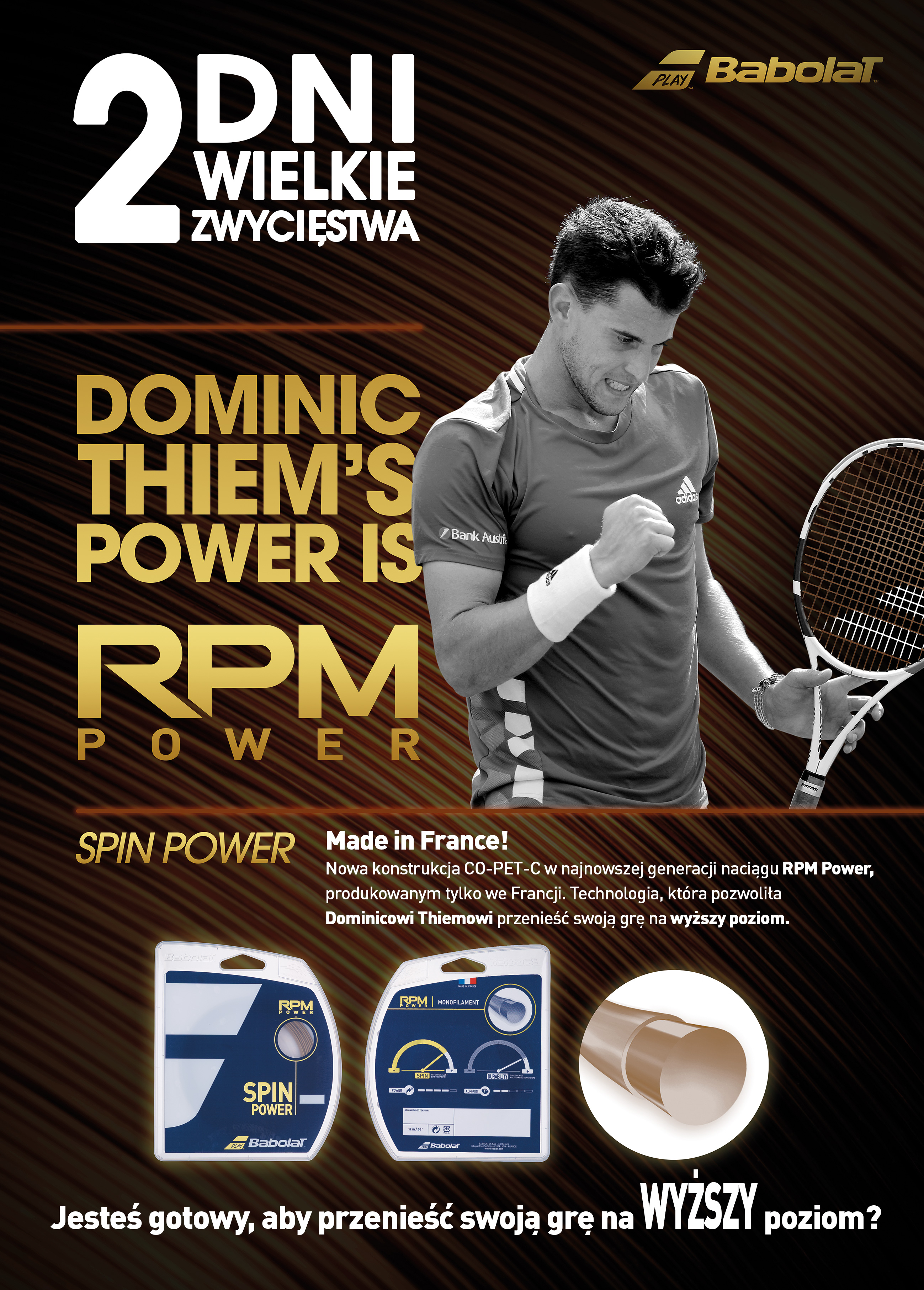 promocja pure strike i rpm power