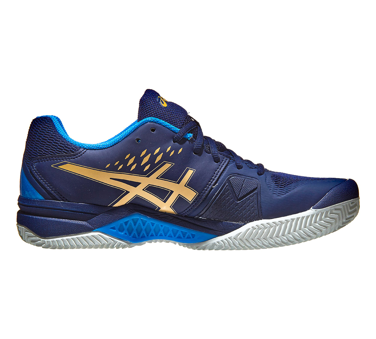 Asics Gel Challenger 12 Clay Peacoat Champagne buty