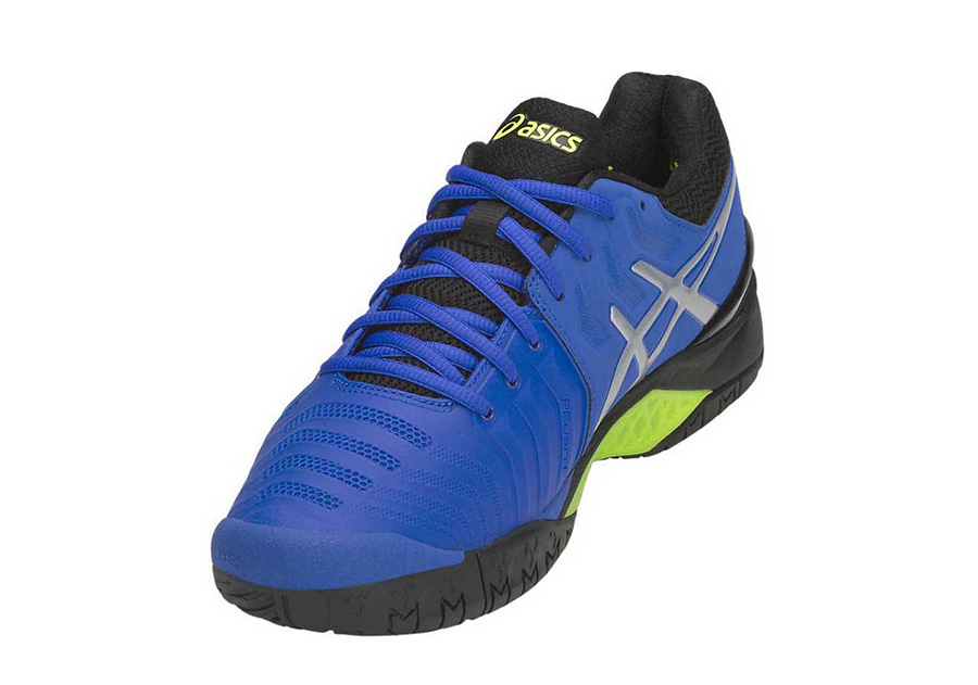 Asics Gel Resolution 7 Illusion Blue Silver buty tenisowe