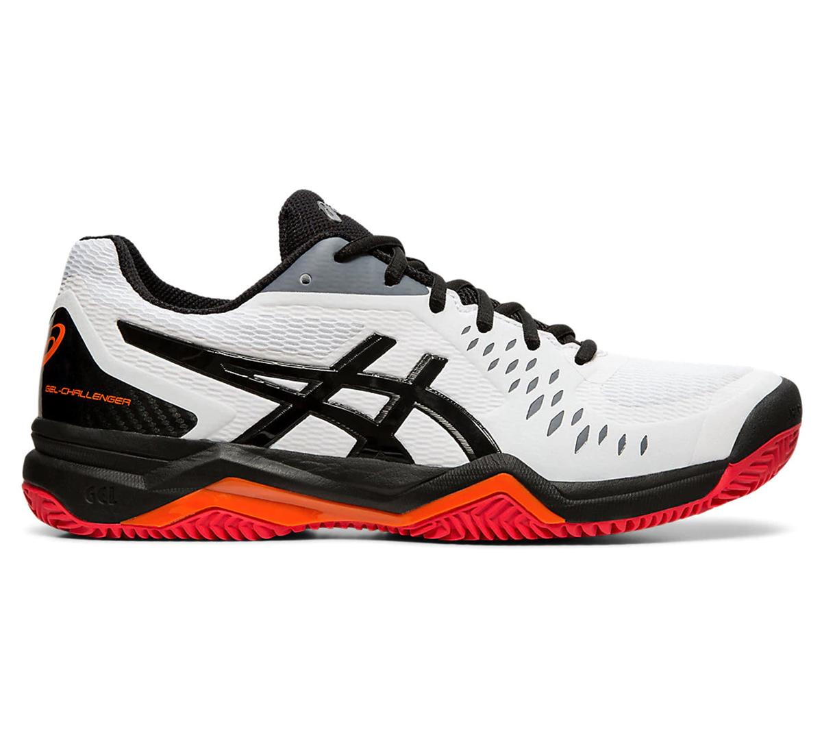 klasyczny ASICS GEL Challenger 12 Clay Męskie buty do tenisa