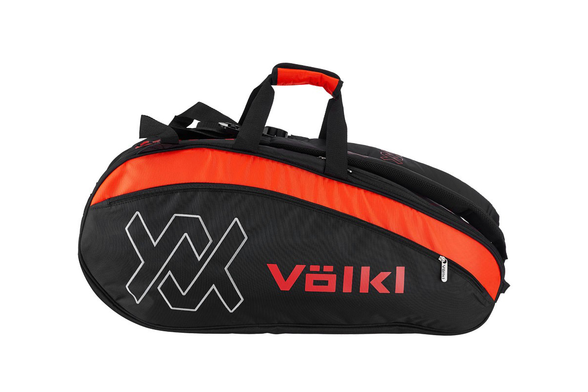 694a9fd931047 Volkl Team Combi Bag Black Lava - Torba tenisowa. 350.00 PLN